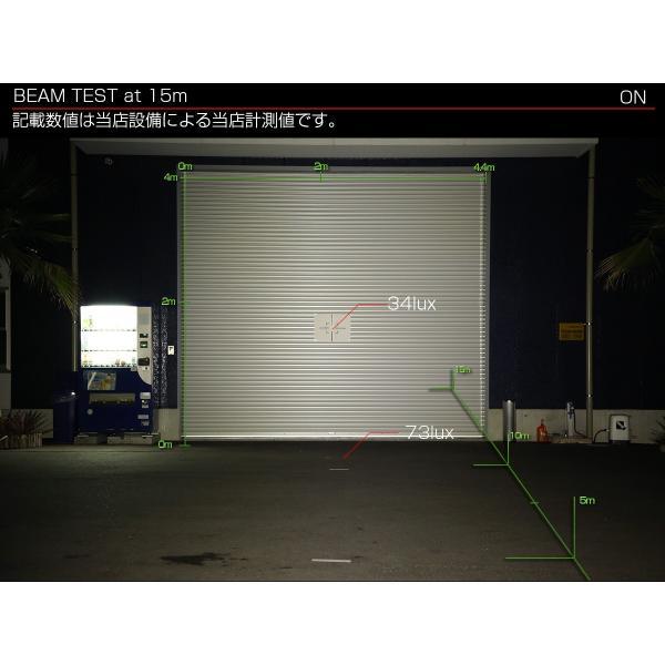 LED ミニ作業灯 27W ワークライト 角型 1720ルーメン CREE製XB-Dチップ 従来比約50% 小型モデル 12V/24V P-469|eale|05