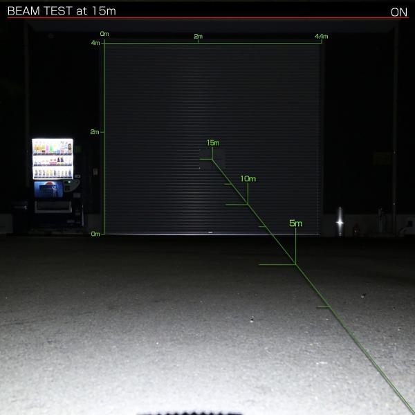 埋め込み専用 LED ライトポッド 40W フォグランプ バックランプ 作業灯 補助灯に フラッシュマウント型 12V/24V IP67 P-533|eale|05