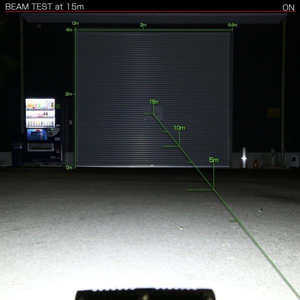 40W LED 作業灯 小型 軽量モデル 60度 広角 アルミダイキャスト 防水IP67 12V 24V P-535 eale 05