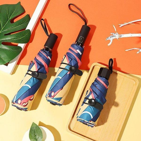 折りたたみ傘レディース自動手動可愛い花柄オシャレUVカット紫外線対策日傘雨傘晴雨兼用3段折りたたみ傘5段折りたたみ傘3タイプ