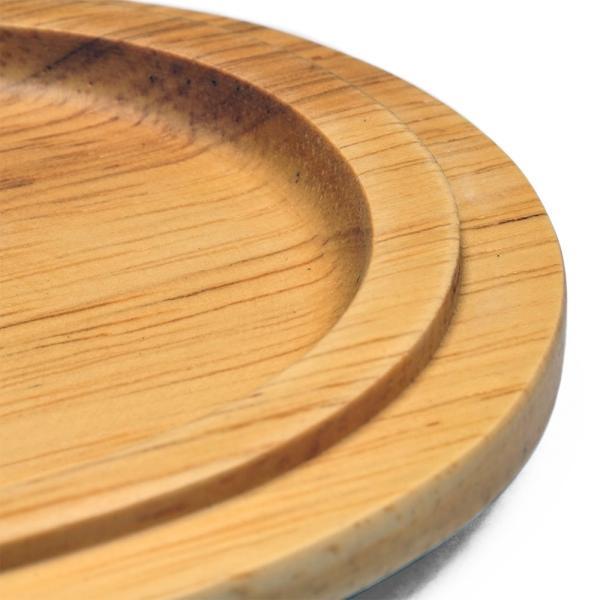 Eaoike そらまめ弁当箱 天然木をくり抜いて造られたおしゃれなおべんとう箱 eaoike 04