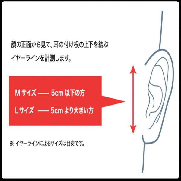EARHOOK 耳かけリラクゼーションギア《Mサイズ》VDT症候群 耳つぼ 肩こり 頭痛|ear-heartdrop|03