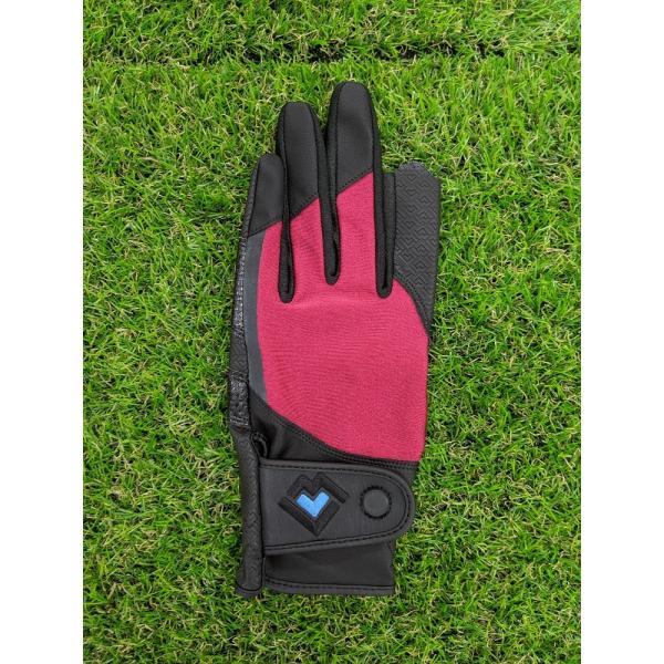レガン グラウンドゴルフ用手袋 磁石付き高機能モデル 婦人用 両手組 メール便|earth-shop|03