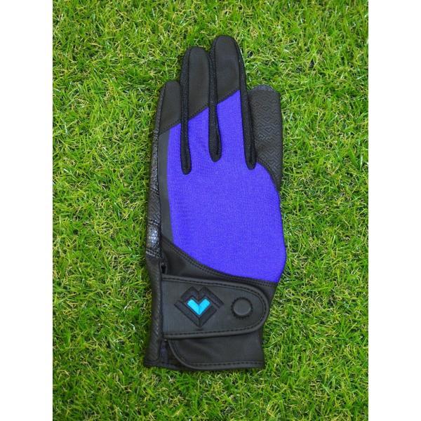 レガン グラウンドゴルフ用手袋 磁石付き高機能モデル 婦人用 両手組 メール便|earth-shop|05