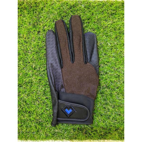 レガン グラウンドゴルフ用手袋 スタンダードモデル 紳士用 両手組 メール便|earth-shop|02