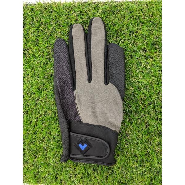 レガン グラウンドゴルフ用手袋 スタンダードモデル 紳士用 両手組 メール便|earth-shop|03
