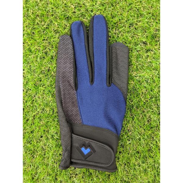 レガン グラウンドゴルフ用手袋 スタンダードモデル 紳士用 両手組 メール便|earth-shop|04