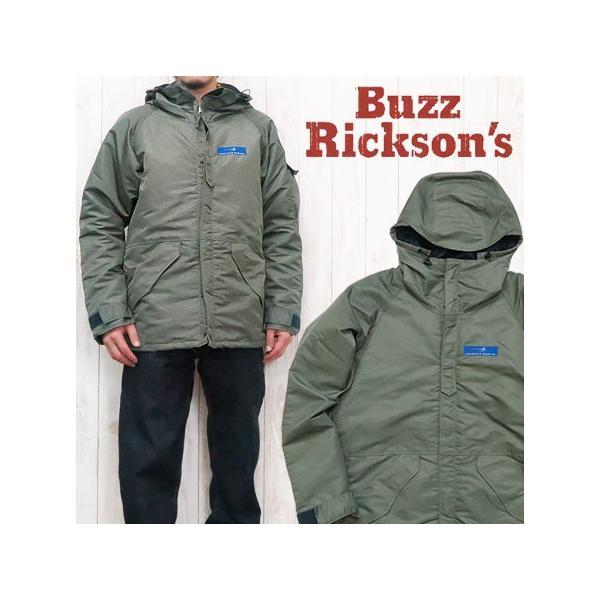 バズリクソンズ Buzz Ricksons フィールドパーカー ロッキード スカンクワークス LOCKHEED SKUNK WORKS ECWCS br13622|earthmarket1