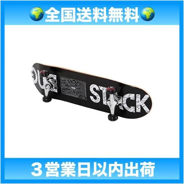 DUB STACK(ダブスタック) スケートボード DSB-3 31インチ コンプリートセット 【ABEC5ベアリング採用】|earths