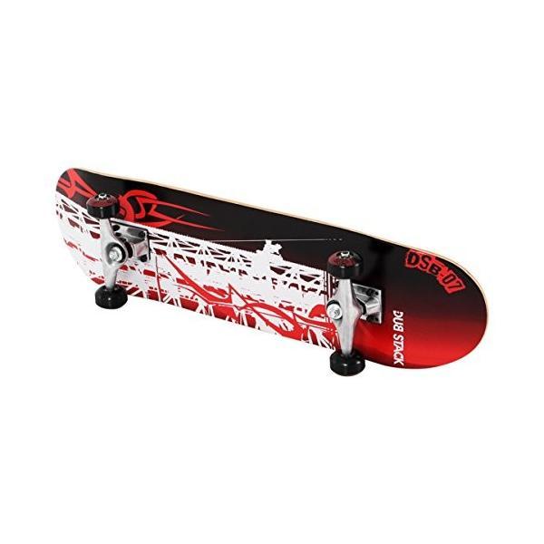 DUB STACK(ダブスタック) スケートボード DSB-7 31インチ コンプリートセット 【ABEC5ベアリング採用】|earths