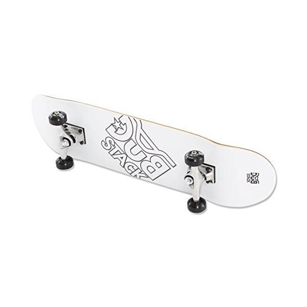 DUB STACK(ダブスタック) スケートボード DSB-9 31インチ 【高品質カナディアンメープルデッキ】 コンプリートセット 【ABEC5ベアリング採用】|earths