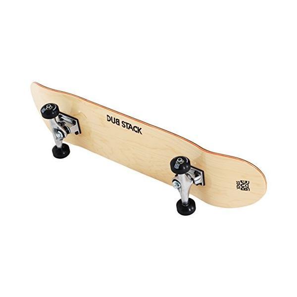 DUB STACK(ダブスタック) スケートボード DSB-10 31インチ 【高品質カナディアンメープルデッキ】 コンプリートセット 【ABEC5ベアリング採用】|earths