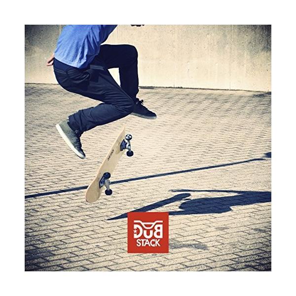 DUB STACK(ダブスタック) スケートボード DSB-10 31インチ 【高品質カナディアンメープルデッキ】 コンプリートセット 【ABEC5ベアリング採用】|earths|02
