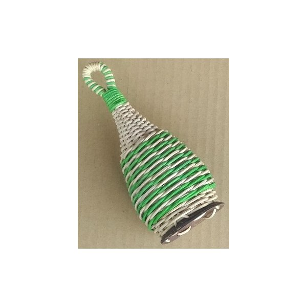 籐製ラットル(シェーカー)