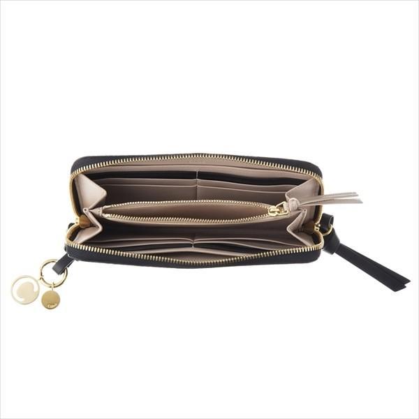 クロエ 財布 長財布 CHLOE  17AP941 H9Q 001 比較対照価格63,800 円|easywarp|03