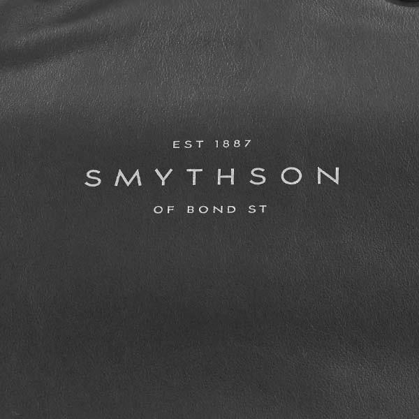 スマイソン バッグ トートバッグ SMYTHSON KINGLY 1018876 TOTE  BLACK   牛革 比較対照価格98,280 円
