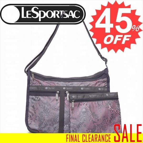 レスポートサック ショルダーバッグ  LESPORTSAC DELUXE EVERYDAY BAG 7507 F050 CHANTILLY  比較対照価格15,660 円