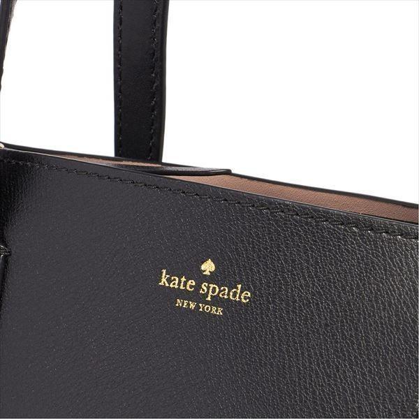 ケイトスペード バッグ トートバッグ kate spade HARBOR LANE TONI PXRUA147  001 BLACK   比較対照価格38,390円