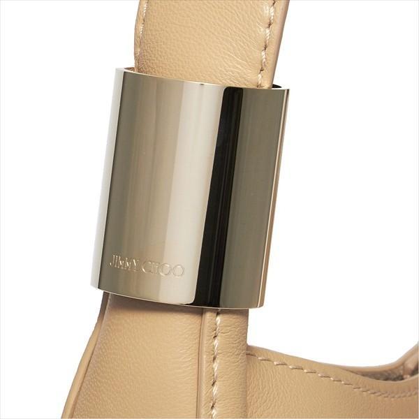 ジミーチュー バッグ ショルダーバッグ JIMMY CHOO  STEVIE-NAP  NUDE  比較対照価格185,760 円