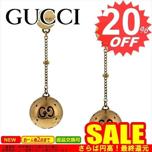 グッチ ピアス GUCCI  246504-J8500      比較対照価格187,000 円