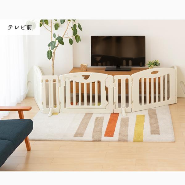 ベビーゲート 日本育児 キッズパーテーション  置くだけタイプ(送料無料)|ebaby-select|06