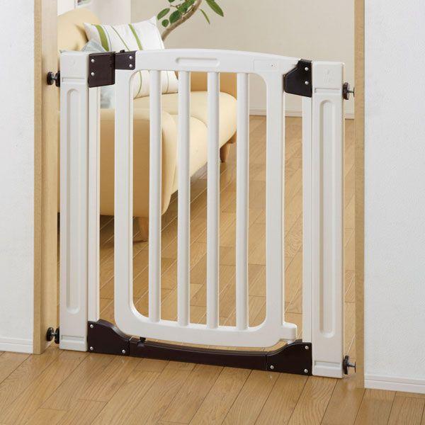 ファミリーゲイト ホワイト 日本育児 ebaby-select