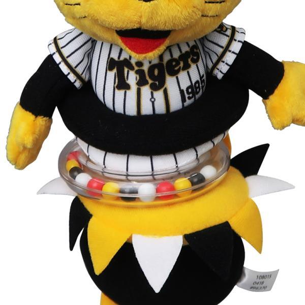 日本育児 阪神タイガース ブルブルトラッキー おもちゃ ベビートイ ebaby-select 03