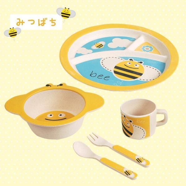 日本育児 バンブーミールセット 食器セット ベビー食器 出産祝い|ebaby-select|07