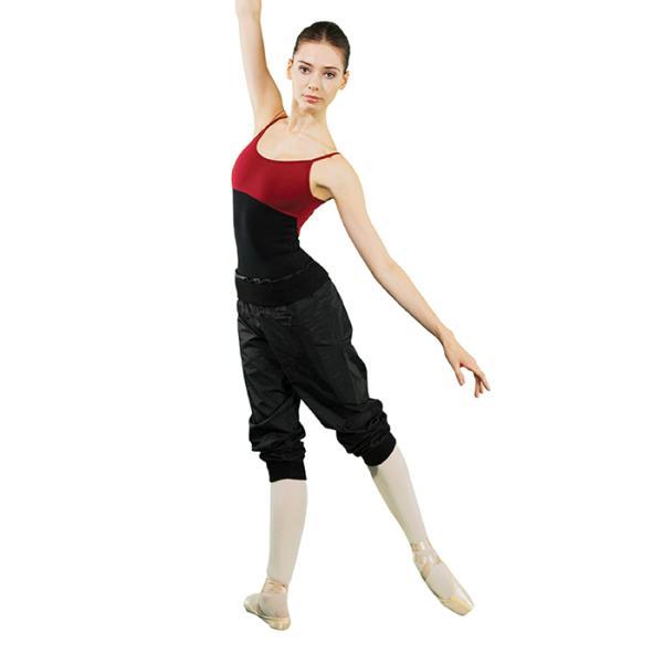 バレエ用品 サンシャL0108N サウナロングパンツ|eballerina|03