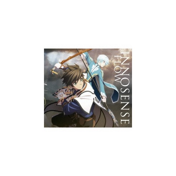 FLOW/INNOSENSE(期間生産限定アニメ盤)(DVD