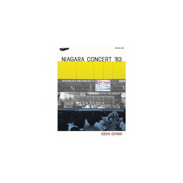 大滝詠一/NIAGARACONCERT'83(初回生産 盤)(DVD付)