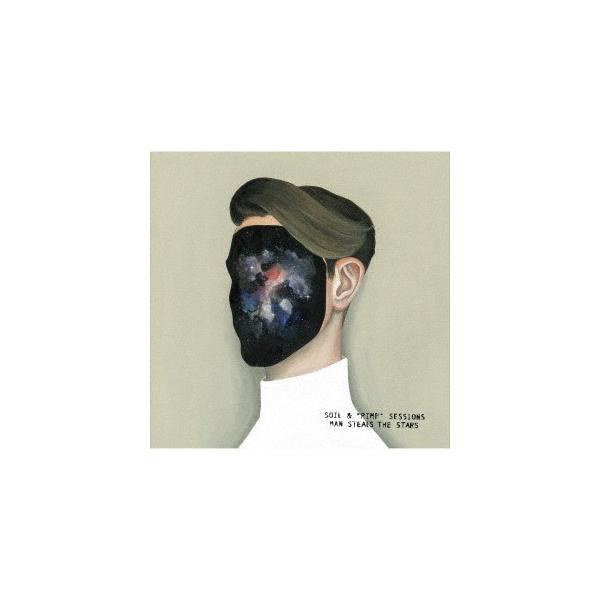 "SOIL&""PIMP""SESSIONS/MAN STEAL THE STARS(初回限定盤)(DVD付)"