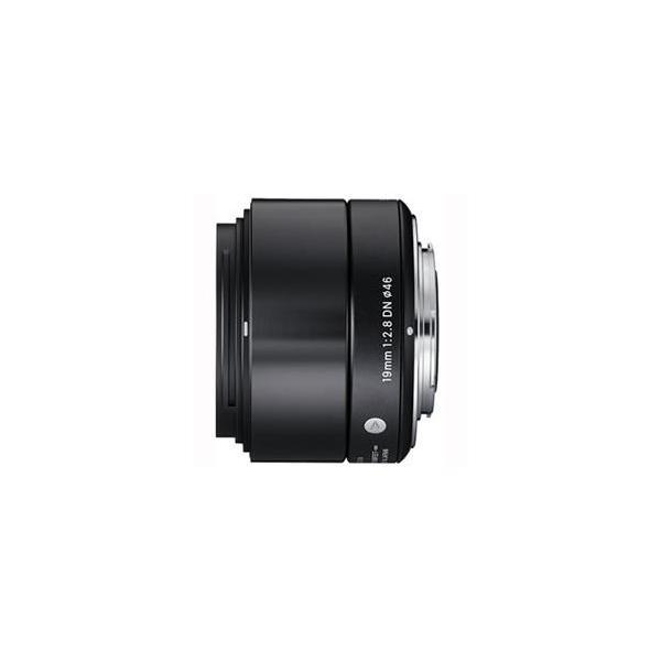 シグマ 19mm F2.8 DN(ブラック) ソニー用
