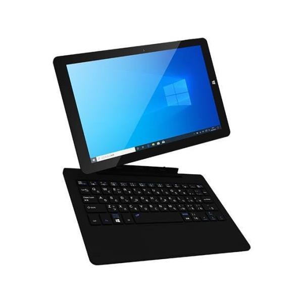 KEIAN KIC104PRO-BK 10.1型 2in1 Atom Z8350/4GB/64GB/WiFi