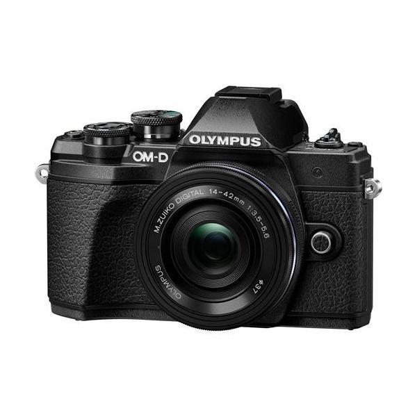 オリンパス OM-D E-M10 MarkIII EZダブルズームキット(ブラック)