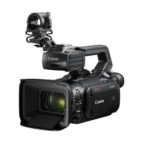 キヤノン 業務用4Kビデオカメラ XF405の画像