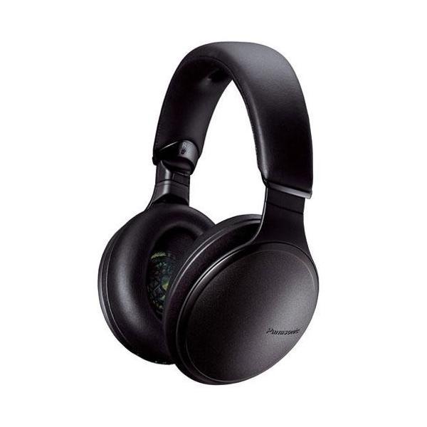 パナソニック RP-HD610N-K(ブラック) ワイヤレスステレオヘッドホン