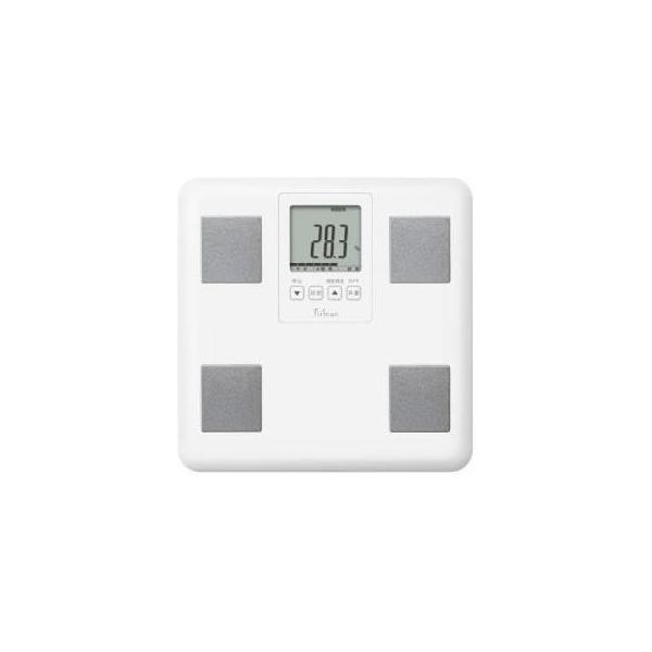タニタ FS-E01-WH 体組成計 FitScan