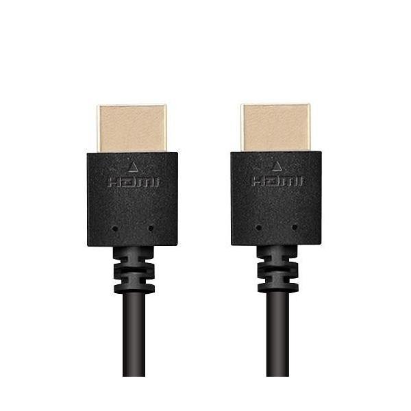 エレコム DH-HD14EA50BK(ブラック) イーサネット対応 HDMIケーブル 5m