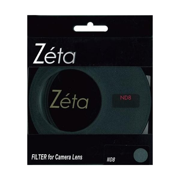 ケンコー 62S Zeta ND8 薄枠ND8フィルター 62mm