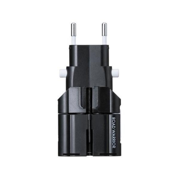 サンワサプライ TR-AD4BK(ブラック) マルチ海外電源変換アダプタ