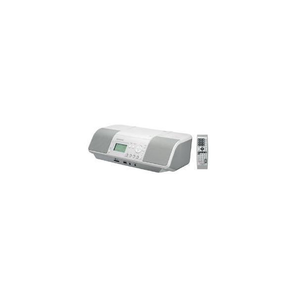 【長期保証付】ケンウッド CLX-30-W(ホワイト) パーソナルステレオシステム