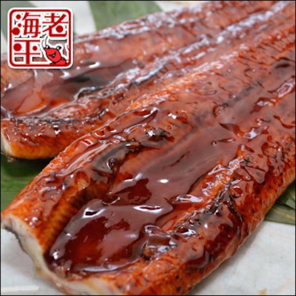 うなぎ蒲焼 徳用ジャンボ (超特大・有頭)約250g│ウナギ 鰻|ebihira55|02