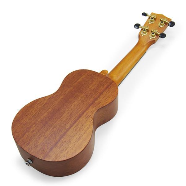 マハロ ウクレレ MJ1 入門セット SJ  チューナー 教則DVD付 ソプラノ MAHALO Ukulele Java 送料無料|ebisound|02