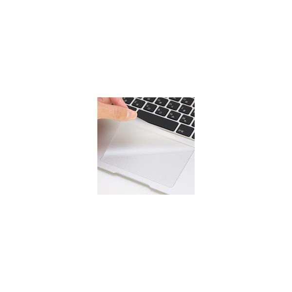 トラックパッド保護フィルム PowerSupport パワーサポート トラックパッドフィルム for MacBook Air 11inch PTF-71 ネコポス可|ec-kitcut
