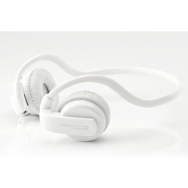 ヘッドホン GRAMAS グラマス iPod Shuffle Headphone ホワイト HP-S103W ネコポス不可|ec-kitcut|02