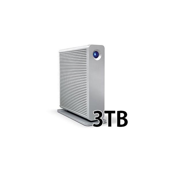 パソコン周辺機器 Lacie ラシー d2 quadra 3TB USB3.0/FireWire800/eSATA LCH-D2Q030Q3 ネコポス不可|ec-kitcut