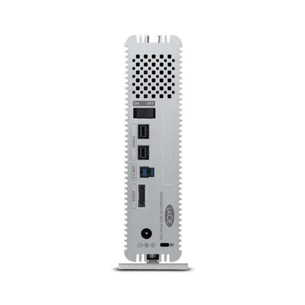 パソコン周辺機器 Lacie ラシー d2 quadra 3TB USB3.0/FireWire800/eSATA LCH-D2Q030Q3 ネコポス不可|ec-kitcut|02