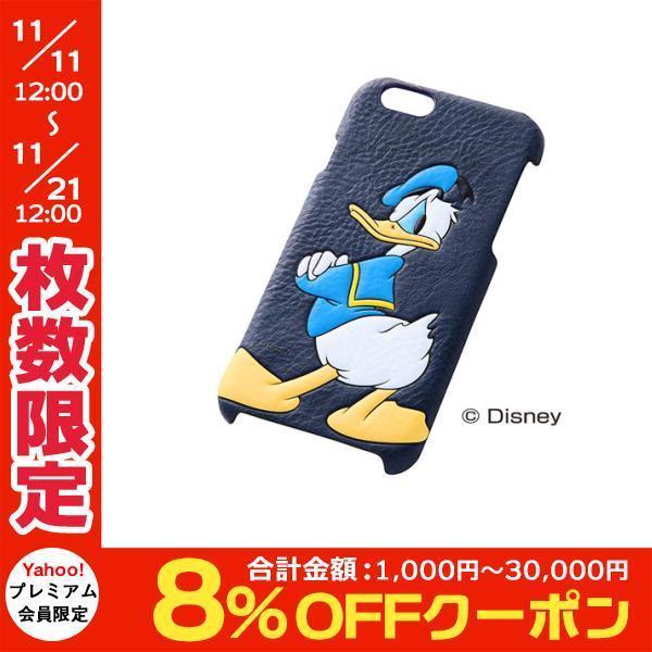 iPhone6s ケース Ray Out レイアウト iPhone 6 / 6s ディズニー・ポップアップ・レザー 合皮 / ドナルド RT-DP7C/DD ネコポス送料無料|ec-kitcut