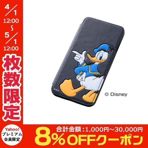 iPhone6s ケース Ray Out レイアウト iPhone 6 / 6s ディズニー・ポップアップフラップレザー 合皮 / ドナルド RT-DP7J/DD ネコポス送料無料|ec-kitcut
